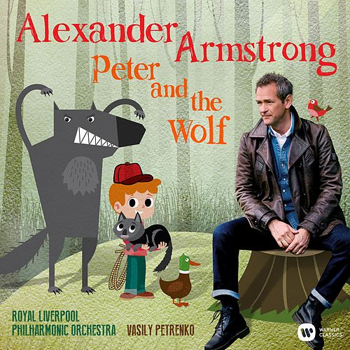 Peter and the Wolf de Alexander Armstrong