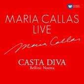 Maria Callas Live - Casta Diva by Maria Callas