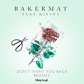 Don't Want You Back (Remixes) de Bakermat