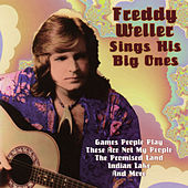 Freddy Weller Sings His Big Ones by Freddy Weller