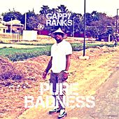 Pure Badness by Gappy Ranks