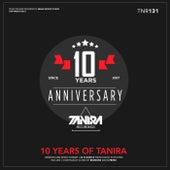 10 Years Of Tanira - EP de Various Artists