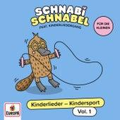 LiederZwerge - Lieder aus dem Eltern-Kind-Turnen von Various Artists