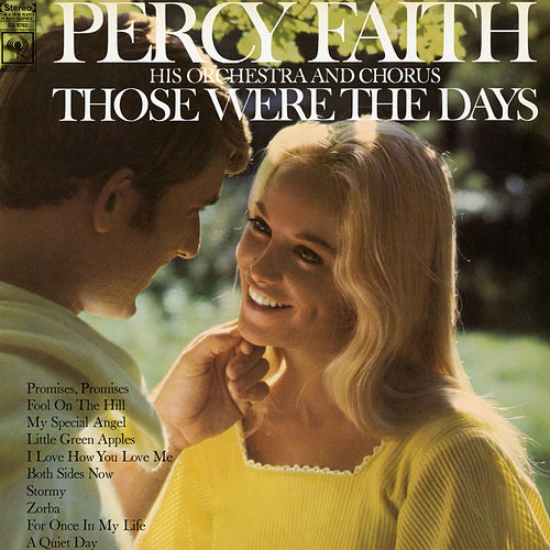 Those Were the Days by Percy Faith & His Orchestra & Chorus