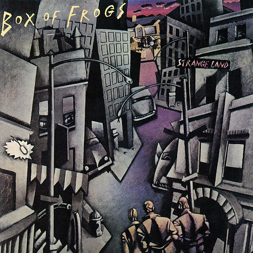 Strange Land by Box Of Frogs