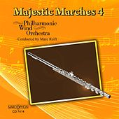 Majestic Marches 4 de Marc Reift Philharmonic Wind Orchestra