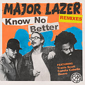 Know No Better (Remixes) de Major Lazer