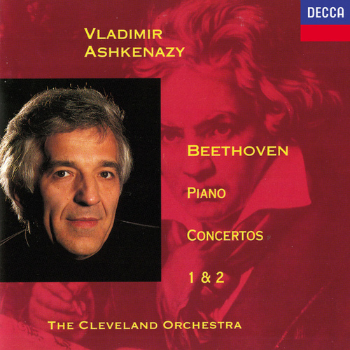 Beethoven: Piano Concertos Nos. 1 & 2 by Cleveland Orchestra