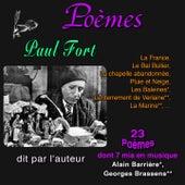 Poèmes : Paul Fort (23 Poèmes dont 7 mis en musique) de Various Artists