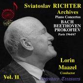 Richter Archives, Vol. 11: Concertos with Maazel by Sviatoslav Richter