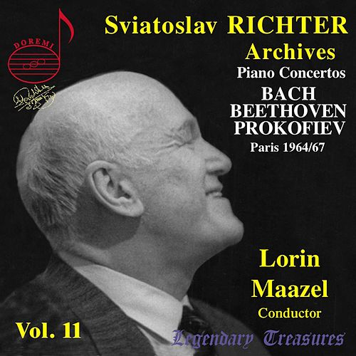 Richter Archives, Vol. 11: Concertos with Maazel di Sviatoslav Richter