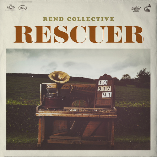 Rescuer (Good News) by Rend Collective