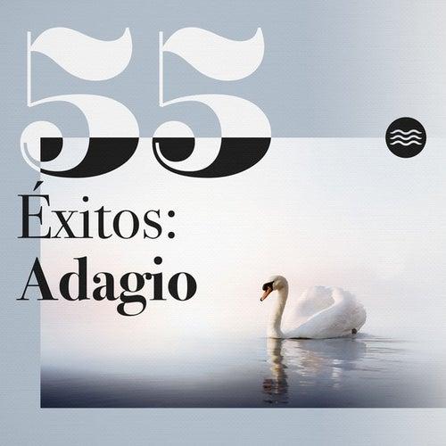 55 Éxitos: Adagio by Various Artists