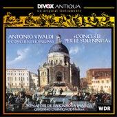 Vivaldi: Violin Concertos von Giuliano Carmignola