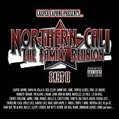 Northern Cali Rap Artists: The Family Reunion, Pt. 2 by Casper Capone