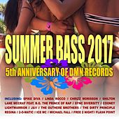 Summer Bass 2017: 5th Anniversary of Dmn Records by Various Artists