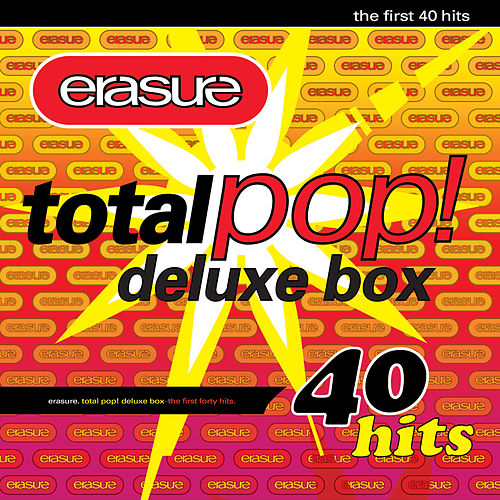 Pop Deluxe Box by Erasure