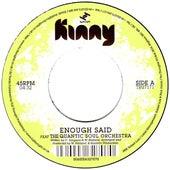 Enough Said/Desire by Kinny