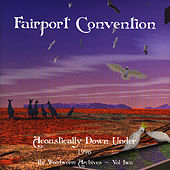 Acoustically Down Under by Fairport Convention