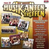 Das große Musikantentreffen Folge 23 von Various Artists