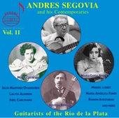 Segovia & Contemporaries, Vol. 11: Rio de la Plata Guitarists de Various Artists