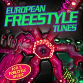 European Freestyle Tunes von Various Artists