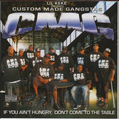 Presents C.M.G. (Custom Made Gangstas) by Lil' Keke
