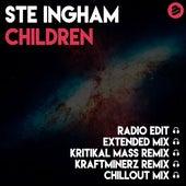 Children de Ste Ingham