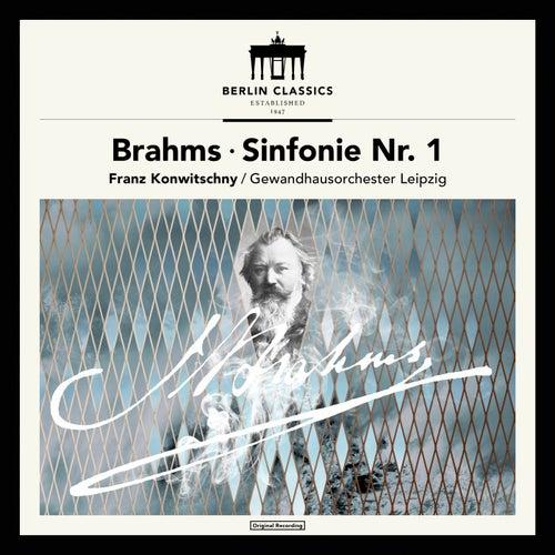 Brahms: Symphony No. 1, Op. 68 by Gewandhausorchester Leipzig