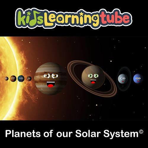 Space Periodic Table Human Anatomy And More By Kids Learning Tube
