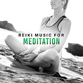 Reiki Music for Meditation – Hatha Yoga, Deep Concentration, Peaceful Mind, Pure Relaxation, Meditate de Zen Meditation and Natural White Noise and New Age Deep Massage