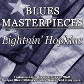 Blues Masterpieces - Lightning Hopkins de Lightnin' Hopkins