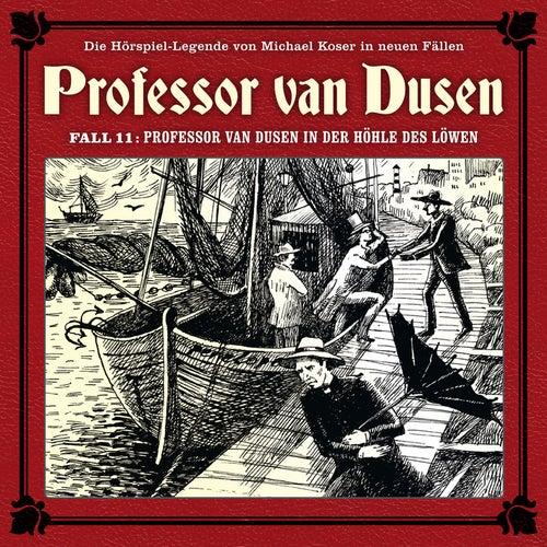Die neuen Fälle, Fall 11: Professor van Dusen in der Höhle des Löwen von Professor Dr. Dr. Dr. Augustus van Dusen
