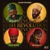 Kush Revolution Riddim by Various Artists