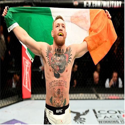 There's Only One Conor McGregor by Mick Konstantin