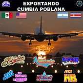 Exportando Cumbia Poblana by Various Artists
