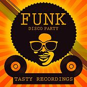 Funk Disco Party - EP fra Various Artists