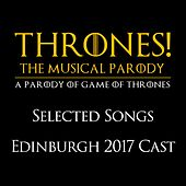 Thrones! the Musical Parody (Selected Songs) de Various Artists