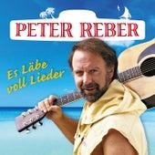 Es Läbe voll Lieder - Die 40 grössten Hits von Peter Reber
