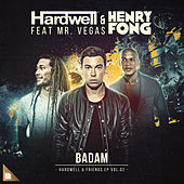 Badam by Hardwell and Henry Fong