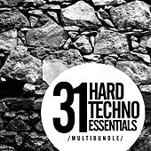 31 Hard Techno Essentials Multibundle - EP by Various Artists