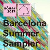 Barcelona 2017 Summer Sampler - Single de Various Artists