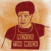 Never Too Much / Never Ever Too Much by Jeb Loy Nichols