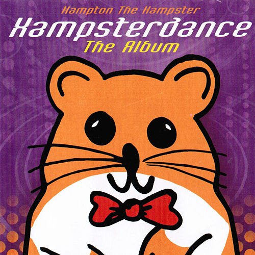 HampsterDance the Album by Hampton The Hamster