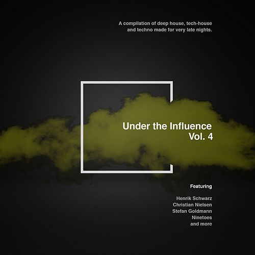 Under The Influence, Vol. 4 - EP by Various Artists