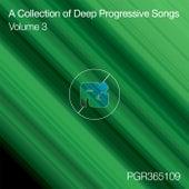 A Coillection Of Deep Progressive Songs, Vol. 3 - EP de Various Artists