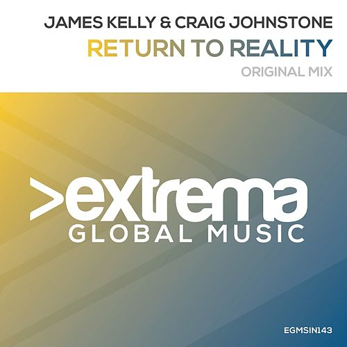 Return To Reality von James Kelly