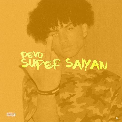 Super Saiyan by DEVO
