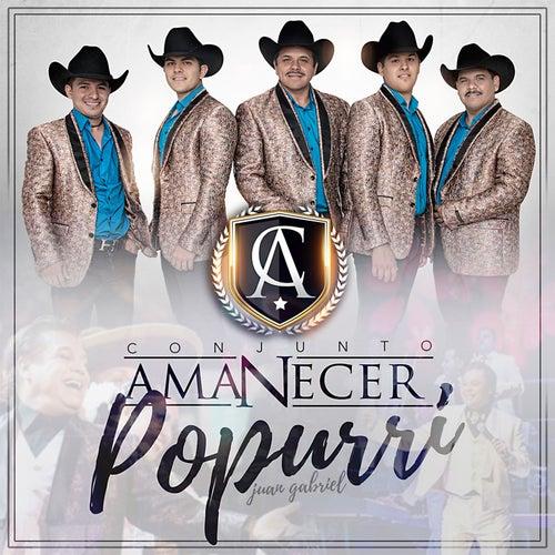 Popurri De Juan Gabriel by Conjunto Amanecer