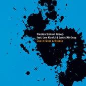 Live in Graz & Brasov (feat. Lee Konitz & Jancy Körössy) by Nicolas Simion
